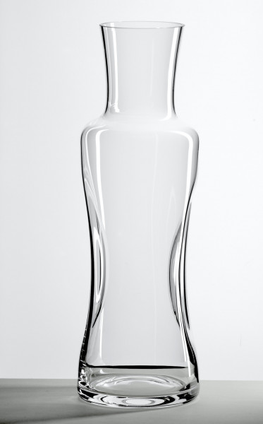 Gabriel Glas Wasserkaraffe Quetsch Glas Serie Aqua 1000 ml