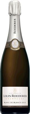 Louis Roederer Champagne Blanc de Blancs Vintage 2013 - Jahrgangschampagner Brut