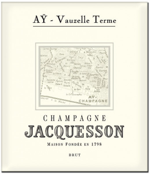 "Jacquesson Ay ""Vauzelle Terme"" 2008 Champagner"