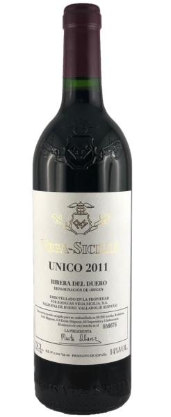 Vega Sicilia Unico 2011 (Rotwein)