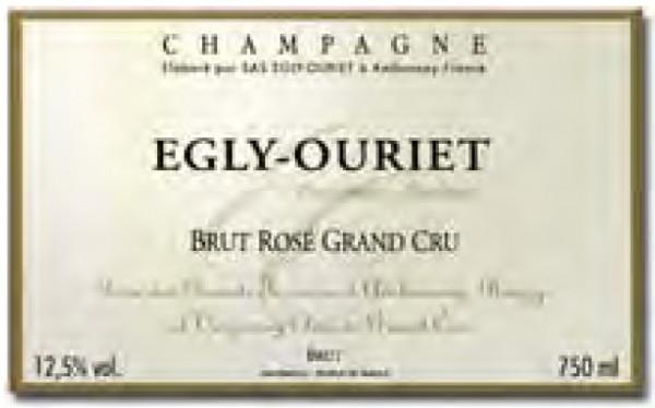 Egly-Ouriet Grand Cru Brut Rosé Champagner