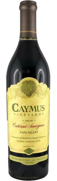 Caymus Cabernet Sauvignon 2016 (Rotwein)