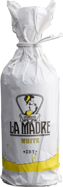 Vermouth LA MADRE WHITE DRY (Wermut)