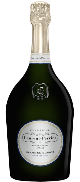 1,5l Laurent-Perrier Blanc de Blancs Brut Nature Magnum Champagner