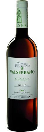 Valserrano Blanco Barrica 2014 Weißwein