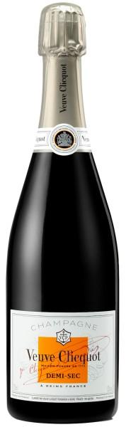 Veuve Clicquot Demi-Sec Champagner 0,75l