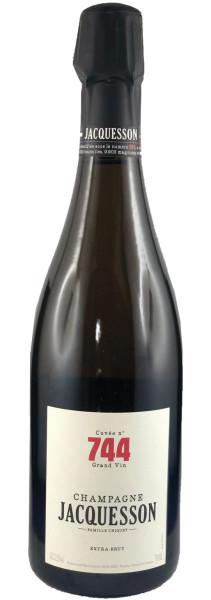 Jacquesson Extra-Brut Cuvée N°744 Champagner