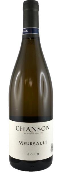 Chanson Meursault 2018 - französischer Weißwein