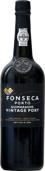 Fonseca Vintage Guimaraens Demi 1988 0,375l (Portwein)