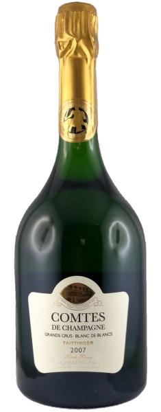 Taittinger Comtes de Champagne 2007