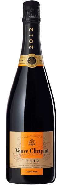 Veuve Clicquot Vintage Brut 2012 Champagner