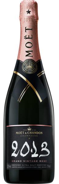 Moet & Chandon Grand Vintage Rosé 2013 - Champagner