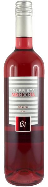 Inurrieta Mediodia Rosado 2019 Roséwein (Schraubverschluss)