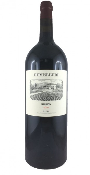 Remelluri Reserva 2010 Rotwein, 1,5l Magnumflasche