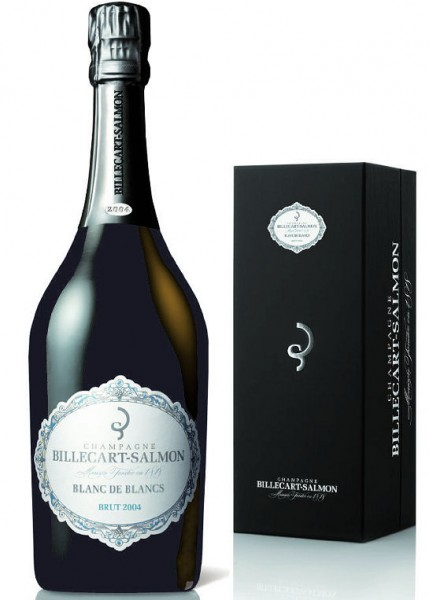 Billecart Salmon Blanc de Blancs Vintage 2004