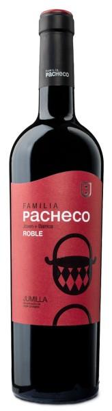 Familia Pacheco Roble 2016 (Bodegas Vina Elena)