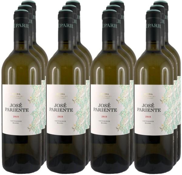 12 Flaschen Jose Pariente Sauvignon Blanc 2018 Sonderangebot
