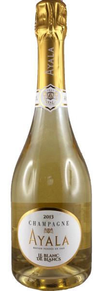 Ayala Blanc de Blancs 2013 Champagner