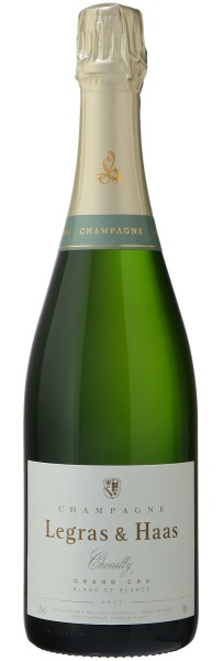 Legras & Haas Blanc de Blancs Grand Cru, Champagner