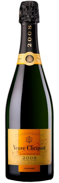 Veuve Clicquot Rosé 2008 Jahrgangs-Champagner Brut 0,75l