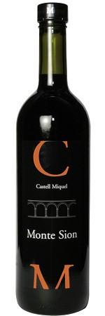 Castell Miquel Monte Sion Cuvée 2011 (Rotwein) (Glasverschluss)