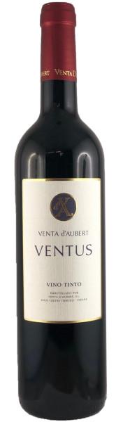 Ventus 2014 Venta d Aubert Rotwein