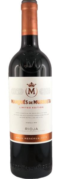 Marqués de Murrieta Limited Edition Gran Reserva 2013
