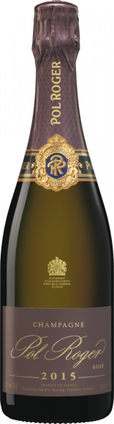 Pol Roger Rosé Vintage 2015