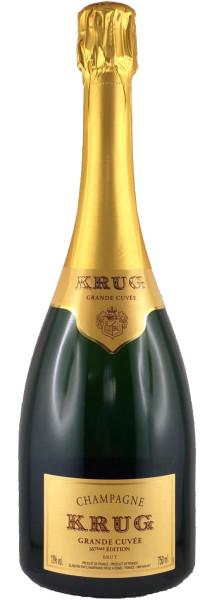 Krug Grande Cuvée - 167ème Édition im Geschenkkarton (Champagner)