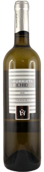 Inurrieta Orchidea Sauvignon Blanc 2018 (Weißwein)