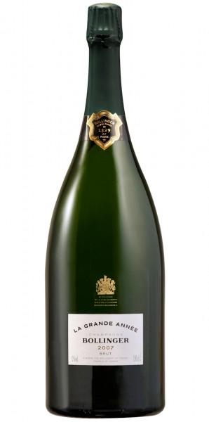 Bollinger La Grande Année 2007 MAGNUM Champagner