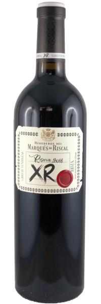Marqués de Riscal Reserva XR 2016 (Rotwein, Rioja)