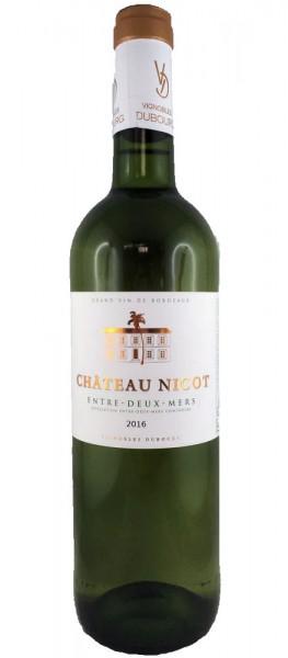Château Nicot, Entre Deux Mers 2016
