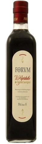 Essig Forum Vinagre Agridulce de Cabernet Sauvignon, 0,25l