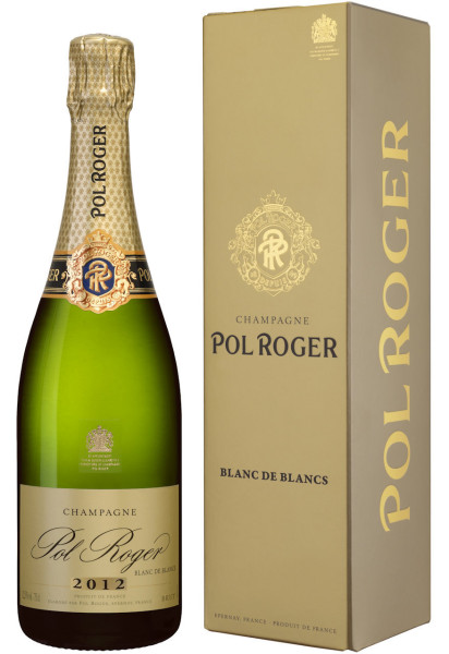 Pol Roger Blanc de Blanc 2012