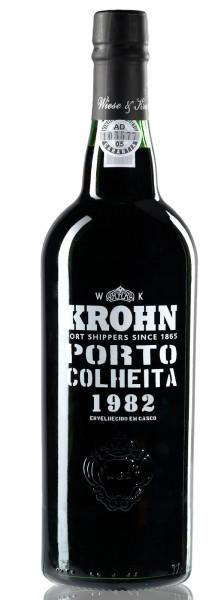 Krohn 1982 Colheita (Portwein)