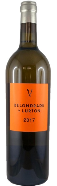 Belondrade y Lurton 2017 Weißwein
