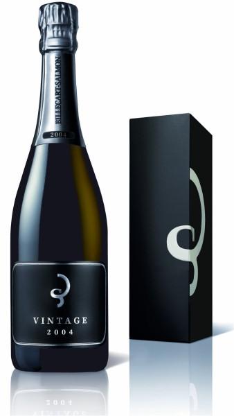 Champagner Billecart Salmon Extra Brut Vintage 2007