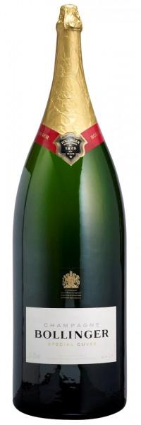 Bollinger Spécial Cuvée 15-Liter-Flasche in Holzkiste (Nebukadnezar)