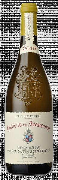 Weißwein Château de Beaucastel Blanc 2015, Châteauneuf-du-Pape