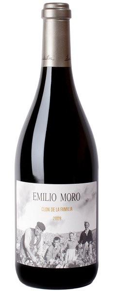 Emilio Moro Clon de la Familia 2009 (Rotwein)
