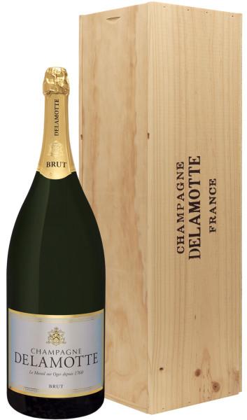 6,0l Champagne Delamotte Brut Mathusalem (Champagner)