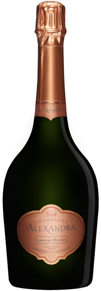 Laurent-Perrier Alexandra Rosé 2004 Champagner