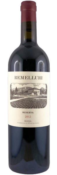 Remelluri Reserva 2012 (Rotwein)