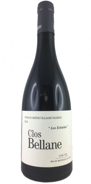 """Clos Bellane, """"Les Echalas"""" Rouge 2014, CDR Villages Valréas"""