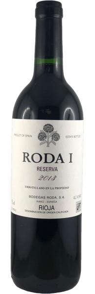 RODA I Reserva 2013 (Rotwein)