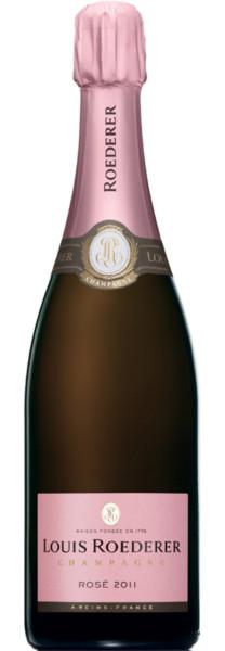 Louis Roederer Brut Rosé Vintage 2012 Magnum - Rosé-Jahrgangschampagner