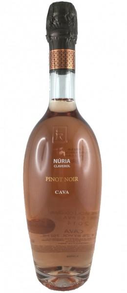 Sumarroca Cava »Núria Claverol Rosé« Pinot Noir Reserva 2014