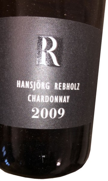 Ökonomierat Rebholz, Chardonnay S 2009, Spätlese trocken