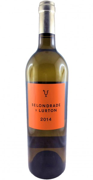 Belondrade y Lurton 2014 Magnum (Weißwein)